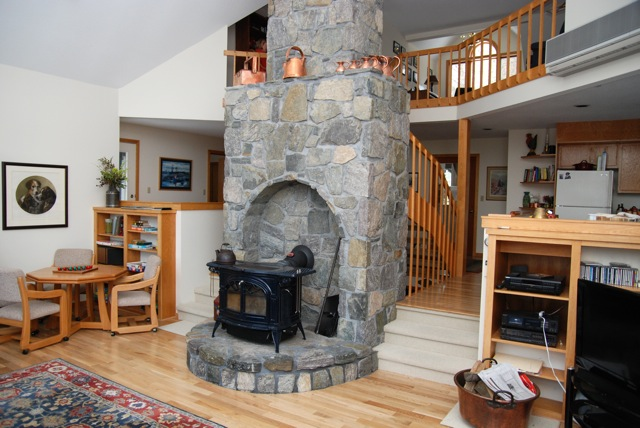 Wood Burning Stoves And Fireplaces Create Health Hazard