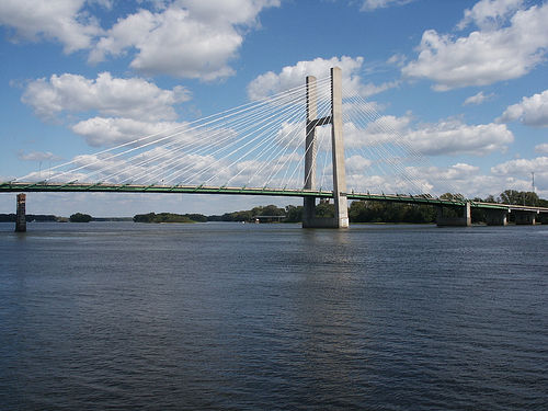 The Mississippi River. Photo by SSShupe, Flckr.