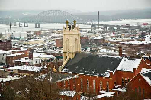 Dubuque. Photo by SD Dirk, Flickr.