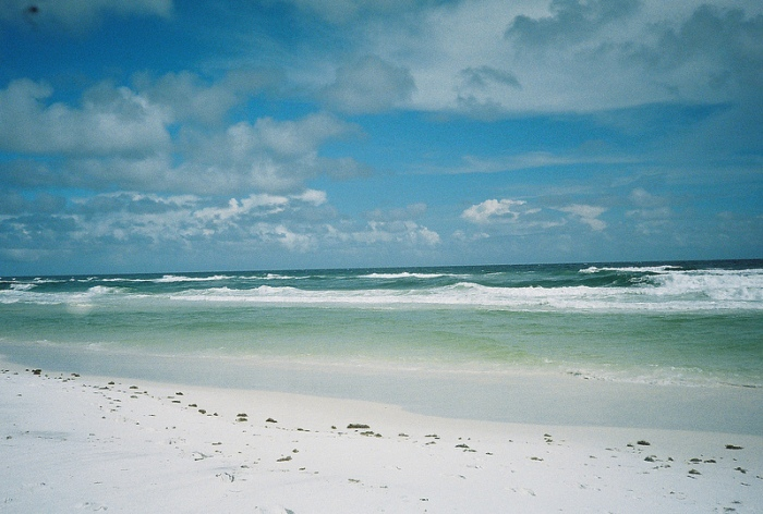 Gulf of Mexico. Photo by Amy Heather; Flickr
