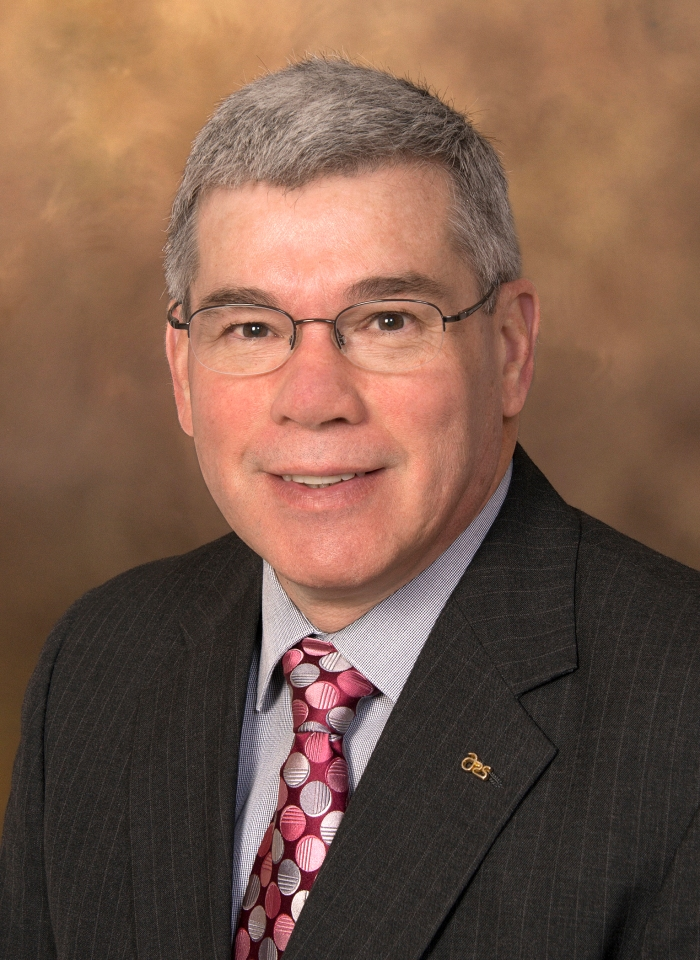 Jerry L. Hatfield is the Director for the ARS National Laboratory for Agriculture and the Environment in Ames, Iowa. (USDA)
