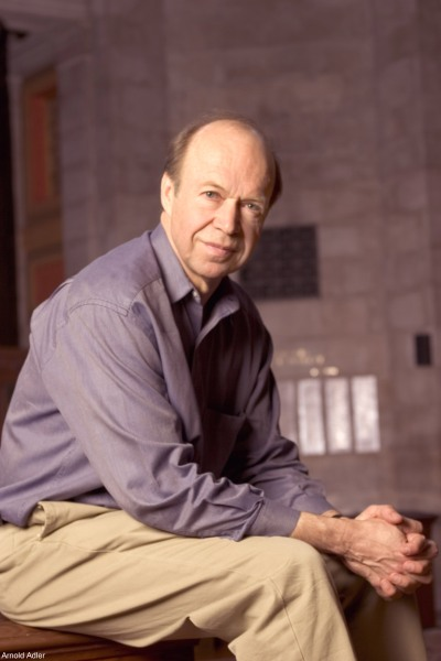 Climate scientist and UI alumnus Dr. James Hansen (Contributed photo)