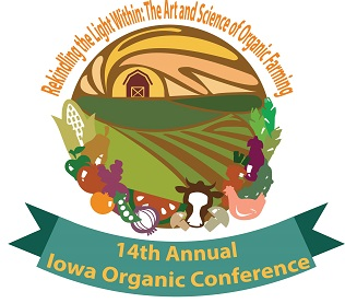 The 14th Annual Iowa Organic Conference will be held Nov. 16 and 17 on the University of Iowa campus. (Photo courtesy UI Office of Sustainability)