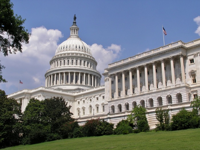 The United States capitol (Snapper CR29 / Flickr)