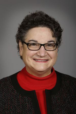 Rep. Mary Mascher (D-Iowa City) is serving her 11th term in the Iowa House of Representatives. (Iowa House Democrats)