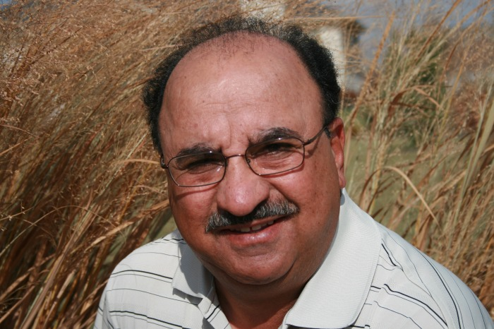 Mahdi Al-Kaisi is a professor of agronomy at Iowa State University. (Iowa State University News Service)