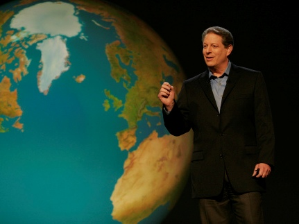 Former vice president Al Gore visited Cedar Rapids on Tuesday. (openDemocrary/Flickr)