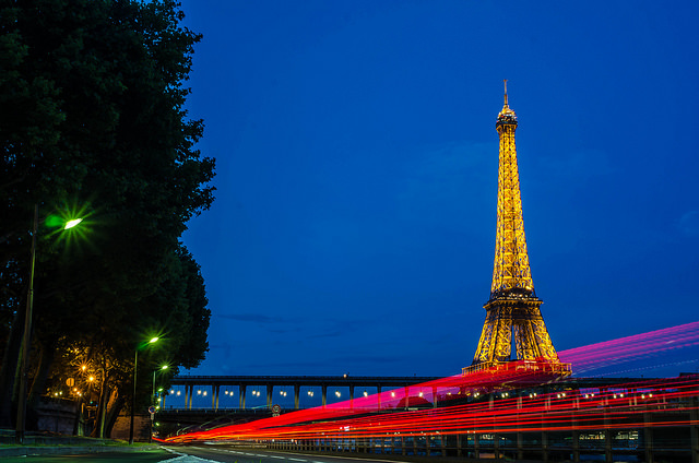 The Paris climate conference, also known as COP 21, begins today and continues through December 11. (Robin Tournadre/Flickr)