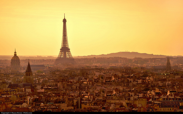 This year's international climate talk in Paris began Monday and will continue through December 11. (Moyan Brenn/Flickr)