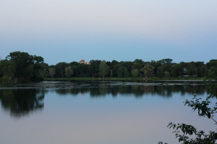 Lake of the Isles in Minneapolis, Minnesota (urbanfoodie33/Creative Commons)
