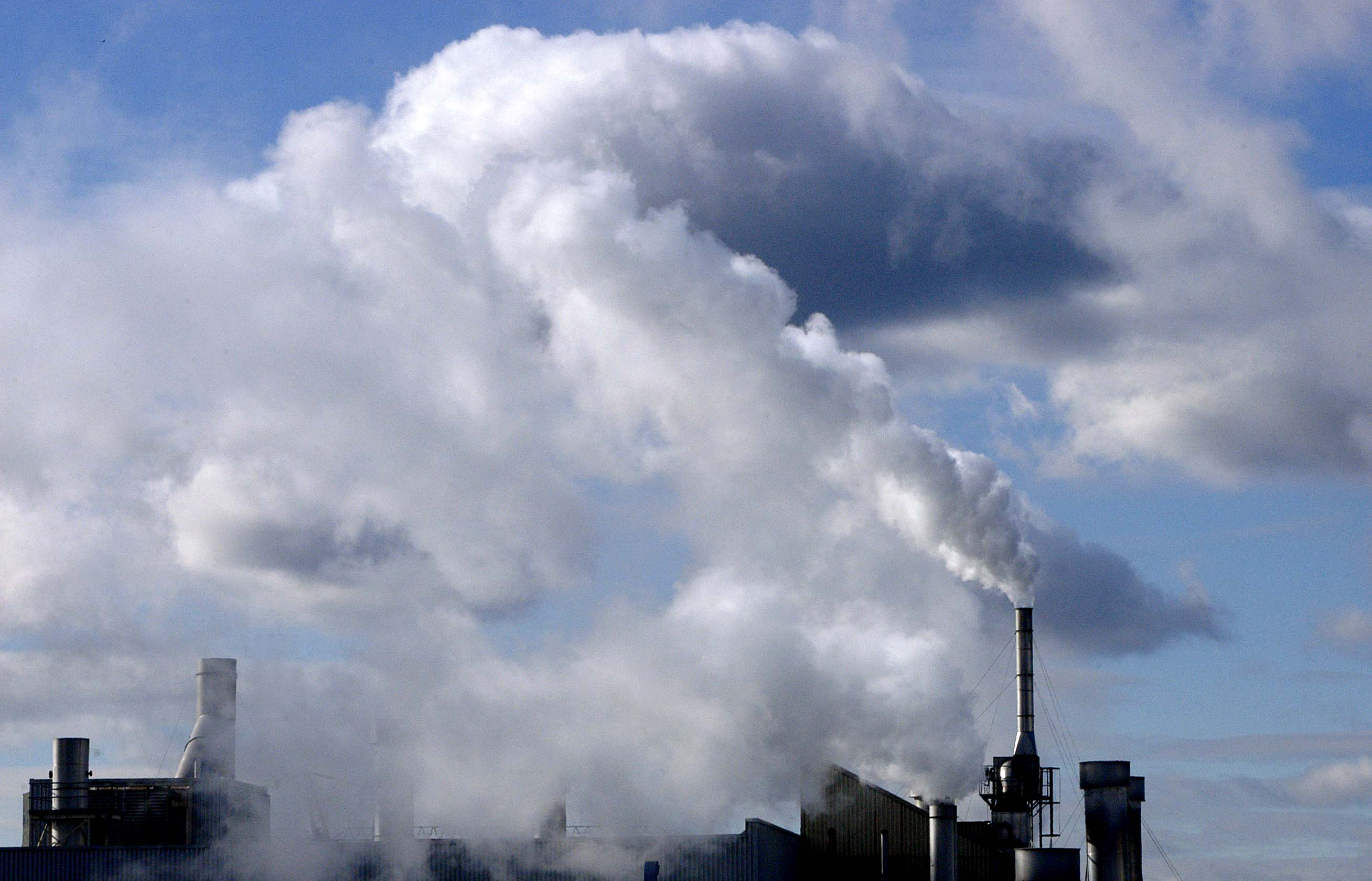 ENVIRONMENT-AIR POLLUTION