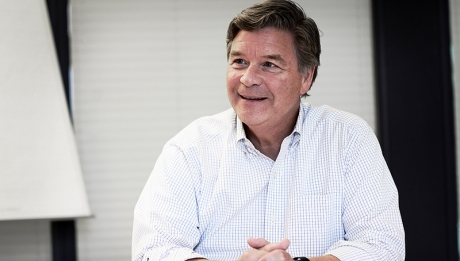 Jerry Schnoor at Eawag