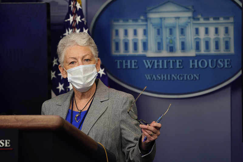 Image of National Climate Advisor Gina McCarthy